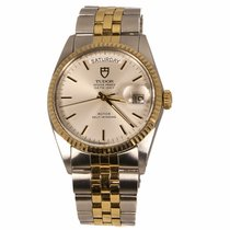 Tudor Oyster Prince Day-Date Watch 94613 (Pre-Owned)