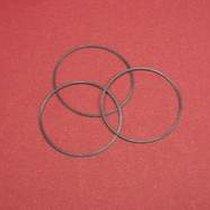 3 Bodendichtungen passend auch für Uhren der Marke Rolex Ref....