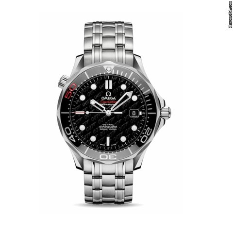 Omega Seamaster 300 M Chronometer &amp;#34;James Bond&amp;#34; Limited Edition, 212.30.41.20.01.005