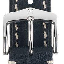 Hirsch Liberty Artisan schwarz L 10900250-2-22 22mm