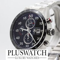 TAG Heuer Carrera Calibre 1887 day  Chronograph 43mm G da...