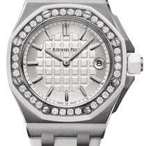 Audemars Piguet AP Offshore Lady 37mm Steel Diamond Bezel