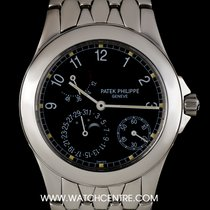 Patek Philippe S/S Power Reserve Moonphase Neptune 5085/1A-001