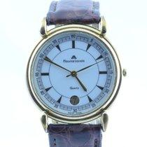 Maurice Lacroix Calypso Herren Uhr Stahl/stahl 34mm Quartz