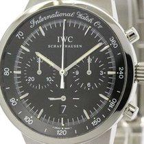 IWC Gst Chronograph Steel Quartz Mens Watch Iw372702 3727...