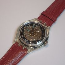 Swatch AUTOMATICO RED AHED