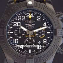 Breitling Avenger Hurricane black full set XB1210E4/BE89