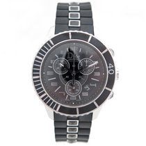 Dior CHRISTAL CD114317 CHRONOGRAPHE QUARTZ 38 MM WATCH