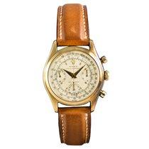 Rolex three registers chronograph