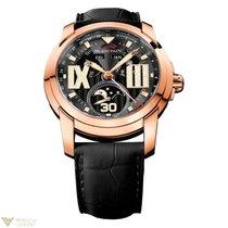 Blancpain L-Evolution Moonphase 18K Rose Gold Men's Watch