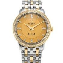 Omega Watch De Ville Prestige Ladies 413.25.27.60.58.001