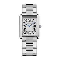 Cartier Tank Solo Quartz Mens Watch Ref W5200014