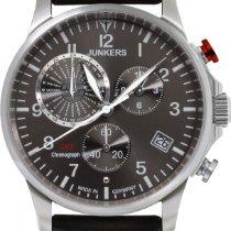 Junkers World Timer 6892-2 Herrenchronograph Weltzeit