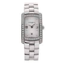 Baume & Mercier 8513 Hampton Milleis Stainless Steel...