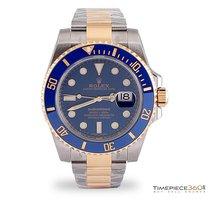 Rolex Submariner Date Steel & Yellow Gold