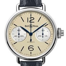Bell & Ross WW1 Monopoussoir Chronograph Ivory