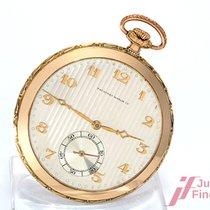 Tavannes Lepine Taschenuhr 4K/585 Gold -Handaufzug - 61,9 g...
