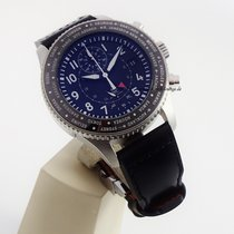 IWC Pilot´s Watch Timezoner Chronograph unworn box and papers