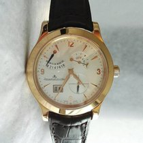 Jaeger-LeCoultre Master Control Eight Days Pink Gold NEW