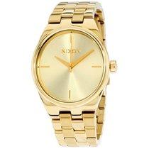 Nixon Idol A953502 Gold Dial Women's Stainless Steel Watch