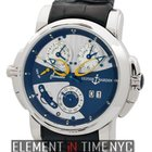 Ulysse Nardin Specialties Sonata Cathedral Dual Time 18k White...