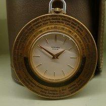 Hermès vintage pocket watch worldtime mechanichal