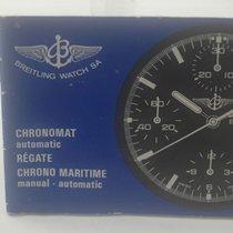 Breitling Anleitung Chronomat Regata Vintage