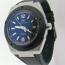 IWC Big Ingenieur Iw323401  W/ B&p Steel & Ceramic...
