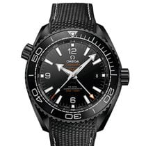 Omega Seamaster Planet Ocean 600M Omega Co-Axial Master...