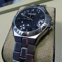 Cortébert Automatic Valjoux 7750 - Black Dial