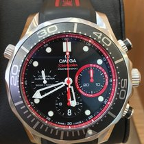 Omega Seamaster Diver 300M Co-Axial Chronograph 44mm 212.32.44...