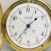 Patek Philippe Tiffany & Co 18K Rattrapante, Split Seconds...