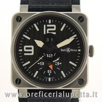 Bell & Ross Aviation Type BR 03-51-GMT