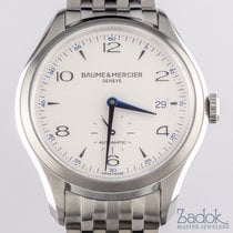 Baume & Mercier Clifton Stainless Steel Automatic 41mm...