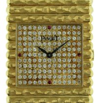 Piaget 9131C20 Polo in Yellow Gold - on Yellow Gold Diamond...