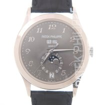 Patek Philippe New  Complications White Gold Gray Automatic...