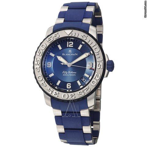 Blancpain Men&amp;#39;s Fifty Fathoms Concept 2000 Watch