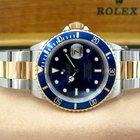 Rolex Submariner Or & Acier