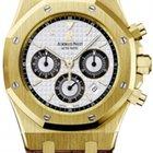 Audemars Piguet Royal Oak Chronograph 18K Solid Gold