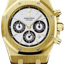 Audemars Piguet Royal Oak Chronograph 18K Solid Gold