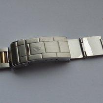 Rolex Submariner 93153 18 T8 Oyster Gold Bracelet Clasp