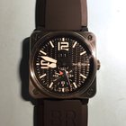 Bell & Ross BR03 51 Insturment GMT - Titanium Case with Carb