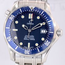 Omega Seamaster Professional James Bond medium Quartz Unisex