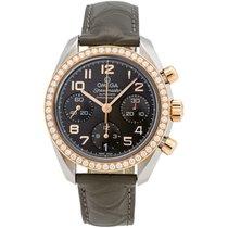 Omega Speedmaster Chronograph Ladies 38mm Watch – 324.28.38.40...