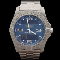 Breitling Aerospace Titanium Titanium Gents E56062