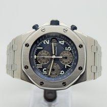 Audemars Piguet Royal oak offshore 25721 Full Steel Bracelet...