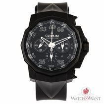 Corum Admiral's Cup Black Hull 48 Limited Edition