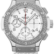 Hublot Big Bang Steel White 41mm 342.se.230.rw.114