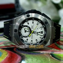 IWC Ingenieur Climate Action Limited Edition