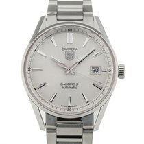 TAG Heuer Carrera 39 Automatic Silver Dial Steel